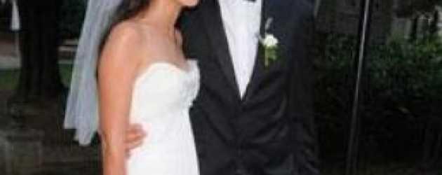 Cansel Elçin evlendi