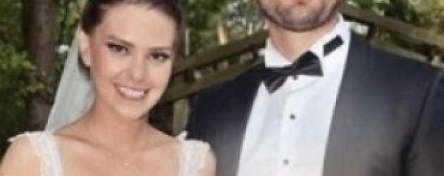 Aslı ile Birkan evlendi!