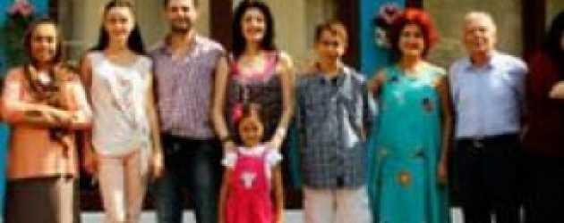 TRT'nin yeni dizisi bir aile komedisi!