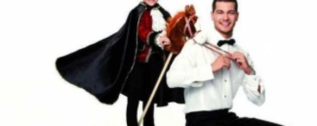 Çağatay Ulusoy beyaz atlı prens oldu