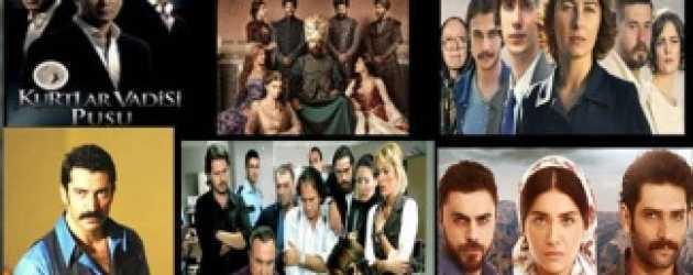 Geçen haftanın en çok izlenen 10 dizisi.