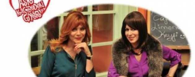 Aşk Kaç Beden Giyer'de iki güzel oyuncu!
