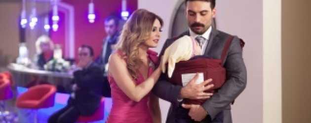 Ali Ersan'ın babalık provası!
