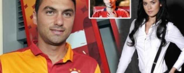 Fahriye Evcen, hangi futbolcuyla beraber?