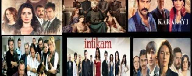 Geçen haftanın en çok izlenen 10 dizisi belli oldu! (01-07 Nisan)