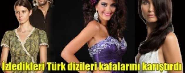 Arap kadınlarının benzemek istediği Türk dizi yıldızı kim?