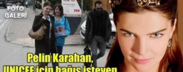 Pelin Karahan, UNICEF için bağış isteyen kıza nasıl tepki verdi?