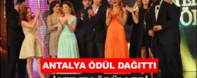 4. Antalya Televizyon Ödülleri sahiplerini buldu!