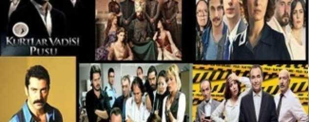 Geçen haftanın en çok izlenen 10 dizisi! (29 Nisan-05 Mayıs)