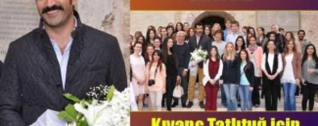 Kenan İmirzalıoğlu'dan Kıvanç Tatlıtuğ'a övgü!