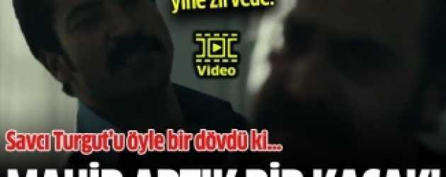Karadayı'da Savcı Turgut, Mahir'in hışmından kurtulamadı! [Video]