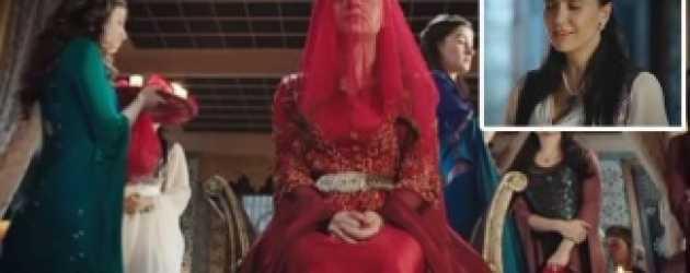 Muhteşem Yüzyıl'da Mihrimah'ın kına gecesi ağlattı! [Video]