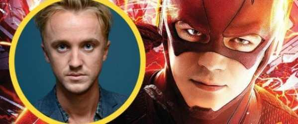 The Flash'a Harry Potter'dan büyülü transfer!