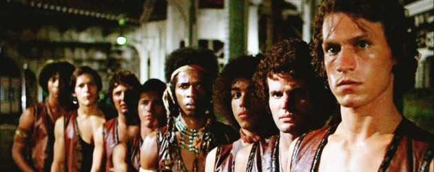 The Warriors dizi oluyor