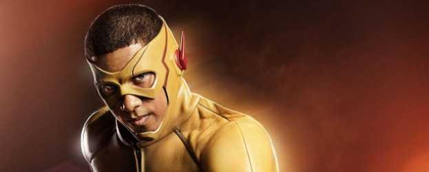The Flash'ta Wally West'in Kid Flash görünümü