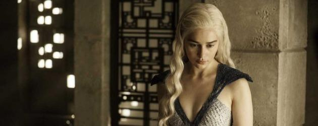 Game Of Thrones Emmy'e damga vurdu!