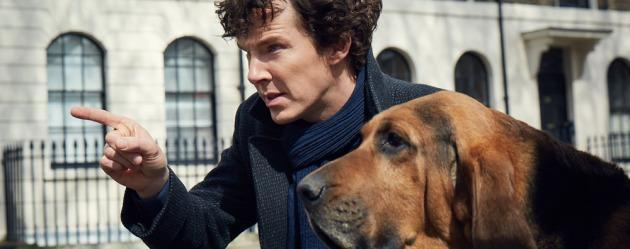 Sherlock 4. sezon çekimleri sona erdi