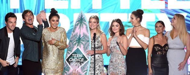 Teen Choice 2016 Ödülleri kazananları belli oldu