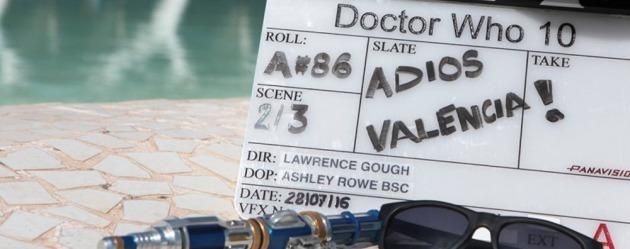 Doctor Who 10. sezondan son gelişmeler