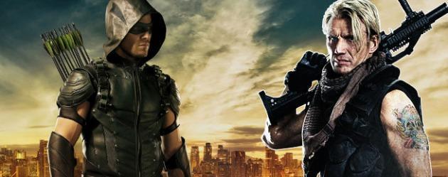 Arrow 5. sezona Rocky serisinin yıldızı konuk oluyor