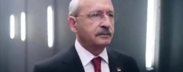 Kurtlar Vadisi fon müzikli Kılıçdaroğlu videosu sosyal medyayı salladı