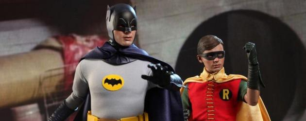 Batman (1966-1968) dizi konusu ve oyuncuları