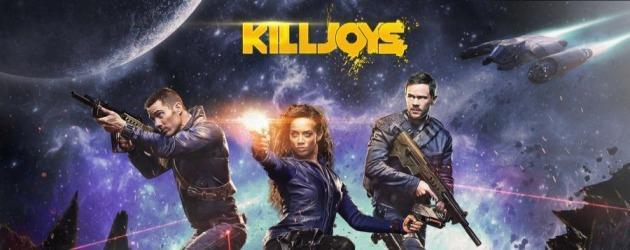 Killjoys 3. sezon onayını aldı