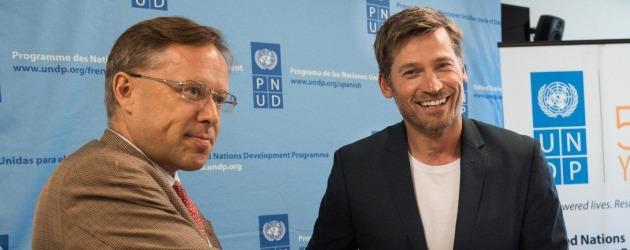Game Of Thrones oyuncusu UNDP İyi Niyet Elçisi oldu