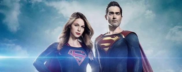 Supergirl 2. sezondan Superman'li ilk tanıtım videosu geldi