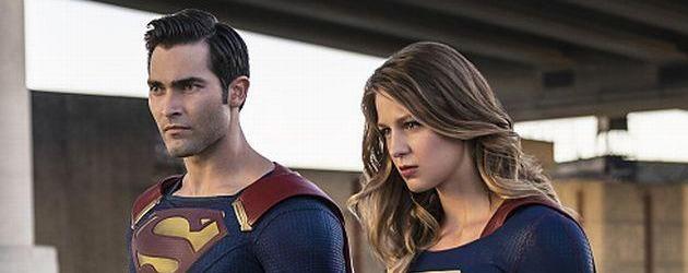Supergirl 2. sezonda Clark Kent ve Kara güçlerini birleştiriyor!