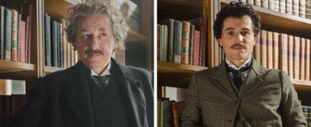 Genius'ta Geoffrey Rush ve Johnny Flynn ikilisi Einstein olarak karşımızda!