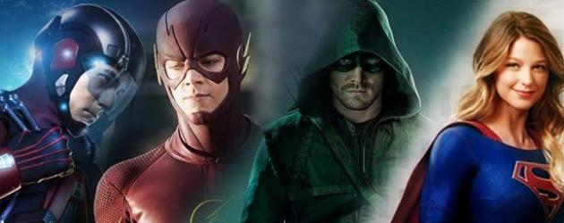 Arrow, The Flash, Supergirl ve Legends of Tomorrow'un ortak bölüm fragmanı yayınlandı!