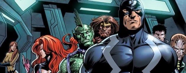 ABC'den yeni Marvel dizisi Inhumans yolda!