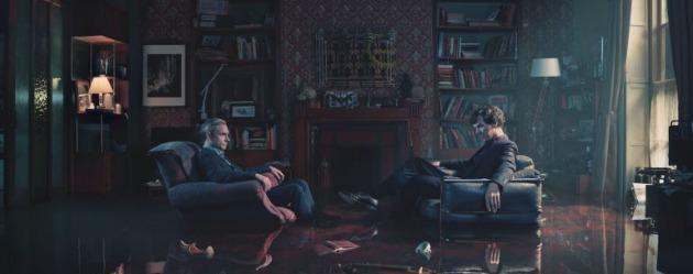 Sherlock 4. sezondan gizem yüklü yeni teaser!