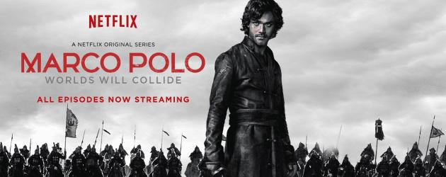 Marco Polo ekranlara veda ediyor