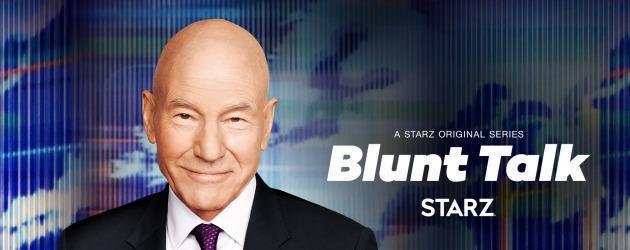 Blunt Talk iptal edildi!