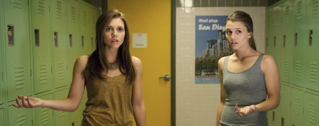 Alexandra Chando The Vampire Diaries dizisinde!