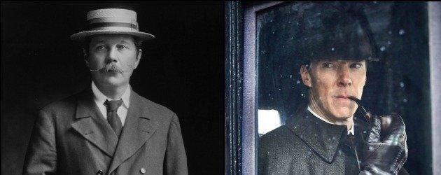 Benedict Cumberbatch, Sir Arthur Conan Doyle akrabalığı doğru mu?