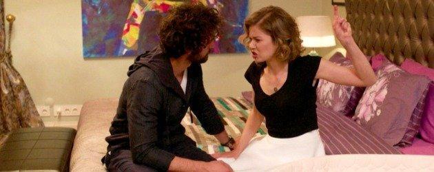 Hayat Şarkısı 39. bölüm fragmanında  Kerim ve Hülya boşanacak mı?