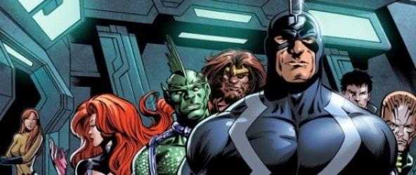 The Inhumans dizisinin merakla beklenen yönetmeni açıklandı!