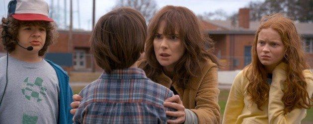 Stranger Things 2. sezondan ilk kareler!