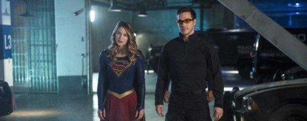 Chris Wood, dizisi Supergirl hakkında konuştu