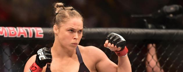MMA dövüşçüsü Ronda Rousey televizyon dizisinde!