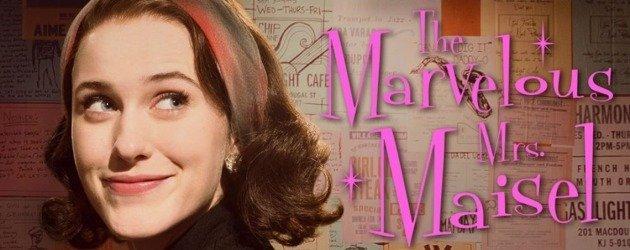 The Marvelous Mrs. Maisel 2 sezon için sipariş aldı