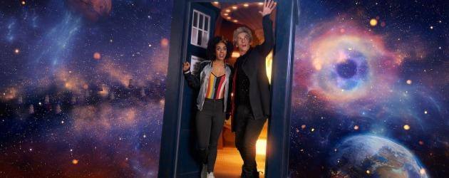 Doctor Who 10. sezonun kamera arkası videosu yayınlandı