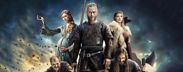 Vikings 5. sezona yeni isimler!