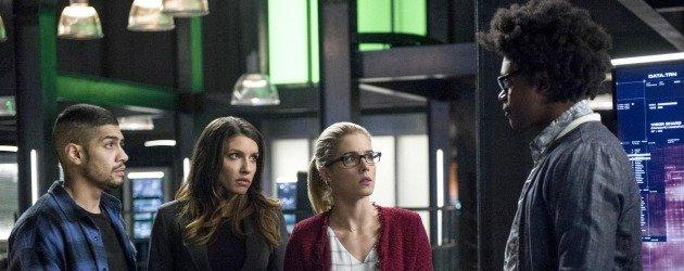 Arrow 6. sezonda Wild Dog ve Dinah Drake'i daha fazla göreceğiz!