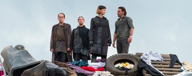 The Walking Dead 8. sezon oyuncu kadrosundan haberler!