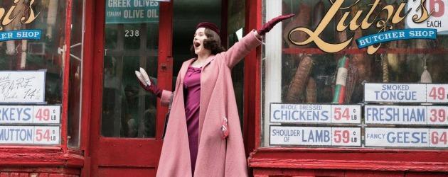 The Marvelous Mrs. Maisel oyuncu kadrosunda sürpriz isimler!