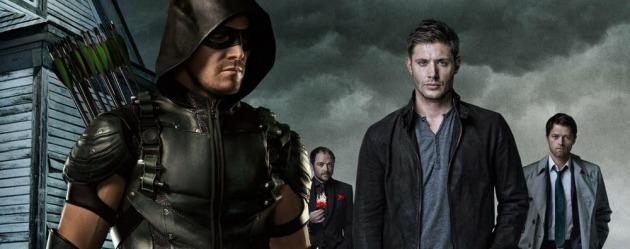 Arrow ve Supernatural ortak bölümü mü geliyor?